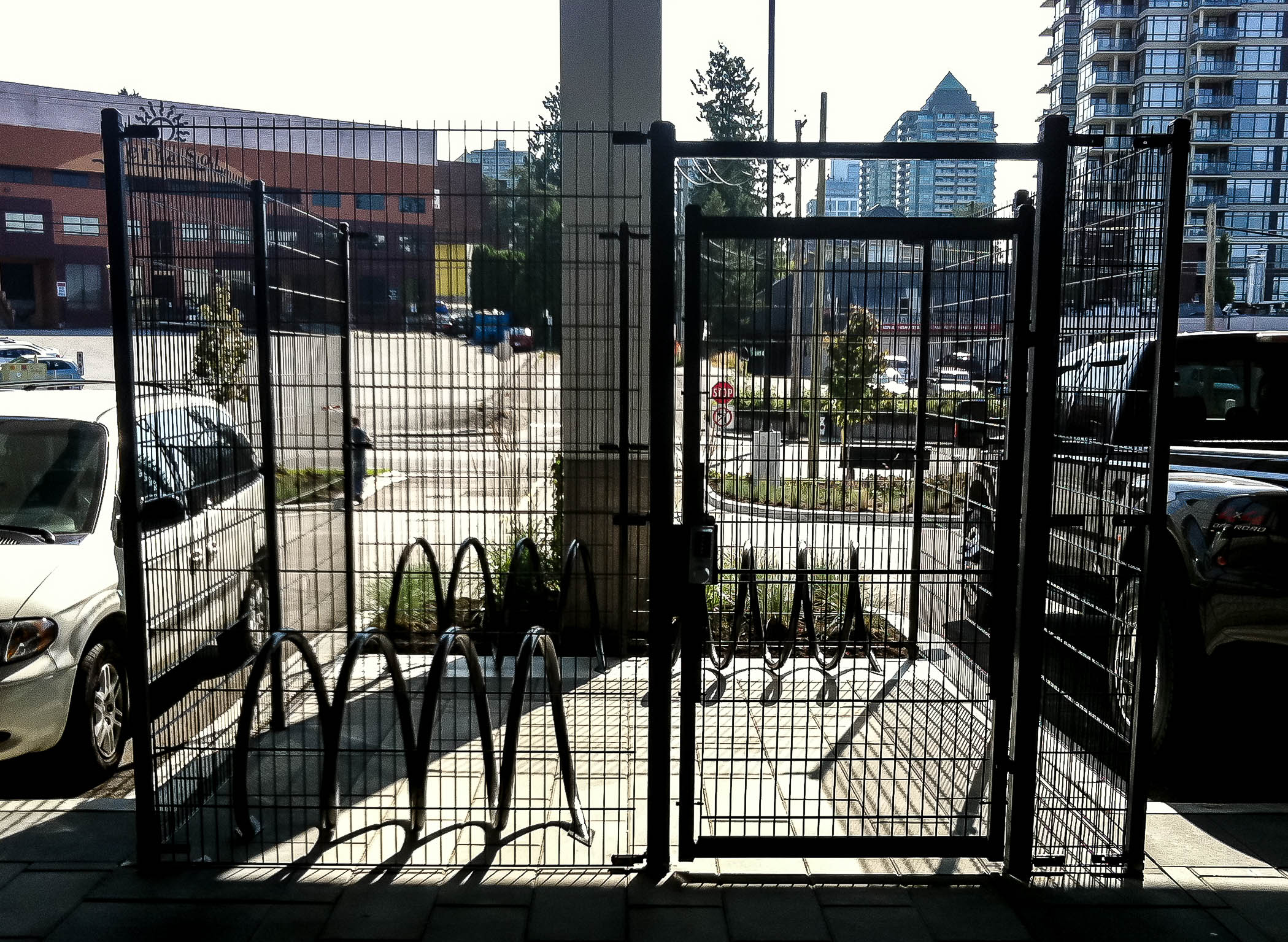 Steel & Aluminium Fencing HP